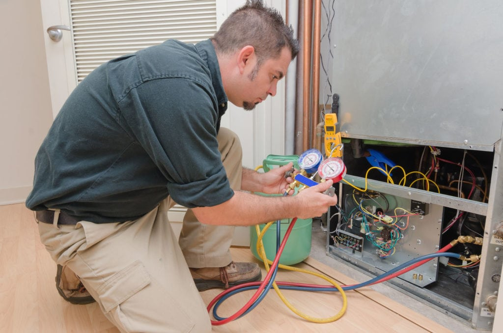 commercial HVAC contractors near me