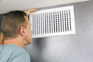 mold in HVAC