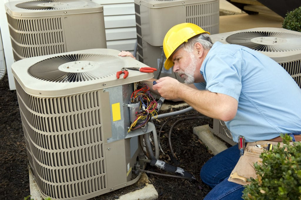 Winston Salem air conditioning repair